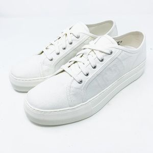 Sam Edelman Sneaker White 7 Low Top Fashion